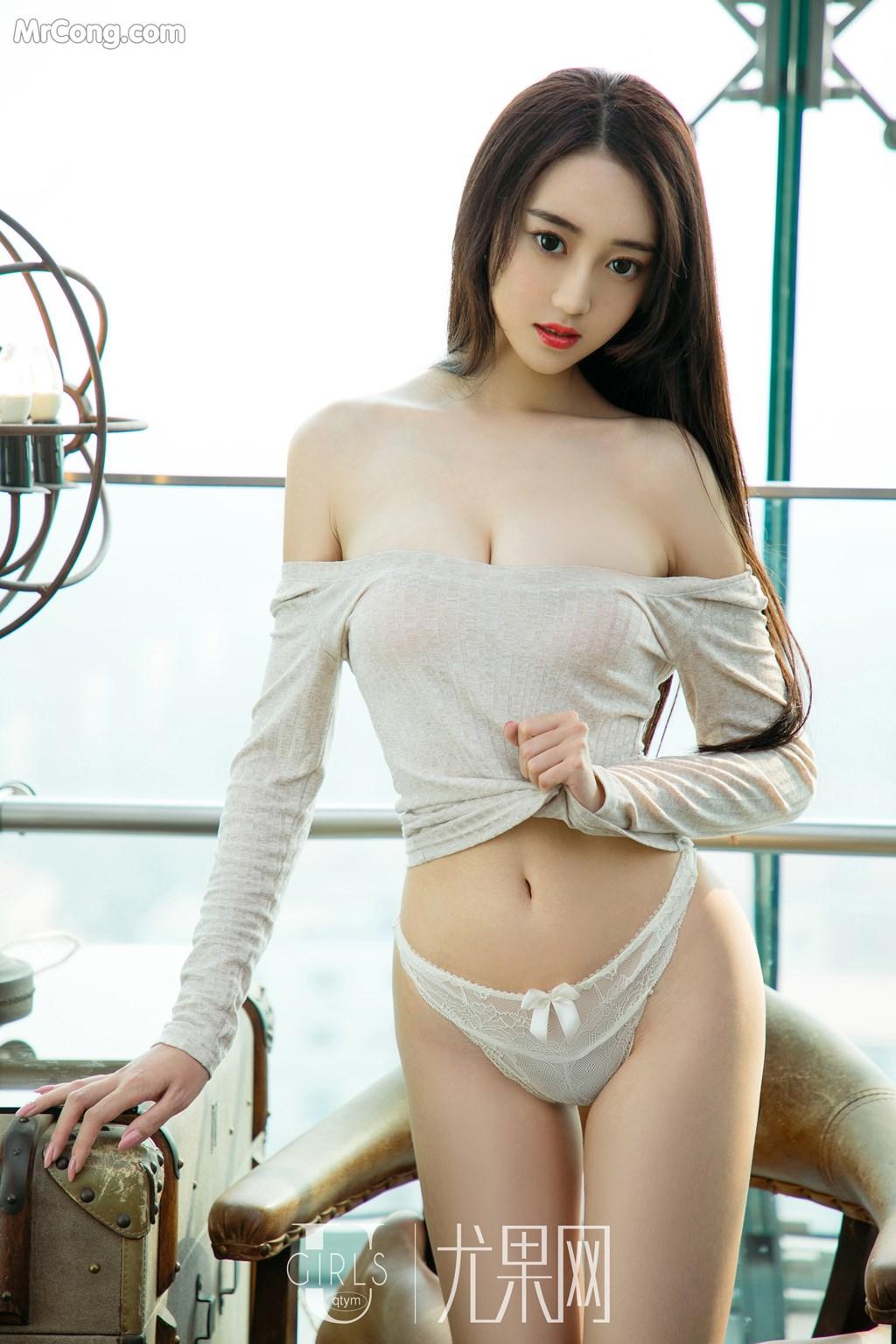 Image UGIRLS-U354-Li-Bao-Er-MrCong.com-010 in post UGIRLS U354: Người mẫu Li Bao Er (李宝儿) (66 ảnh)