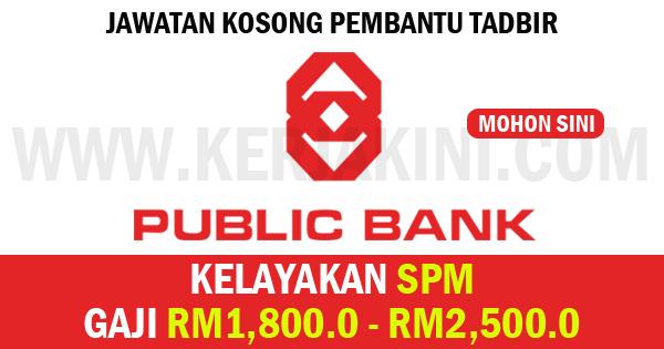 jawatan kosong bank