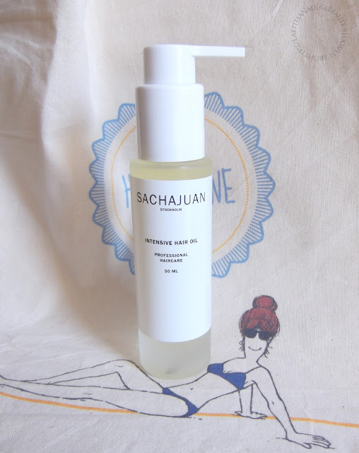 HYDRALINE Holiday Box by Hydralin Hair Oil de SachaJuan