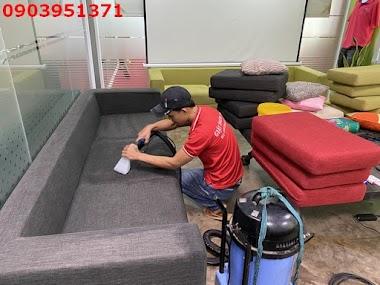 Dịch Vụ Giặt Ghế Sofa Uy Tín Tại Quận 11