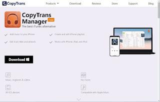 CopyTrans Manager