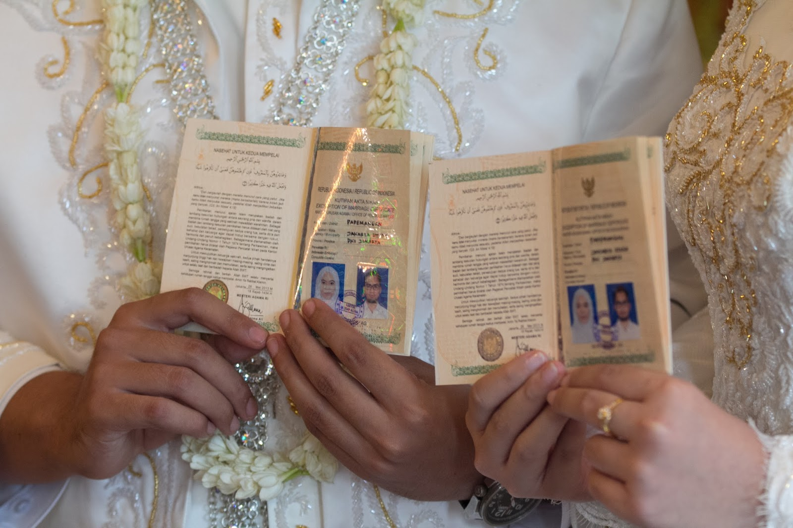 Urutan Mengurus Surat Nikah Nernarnia S Diary