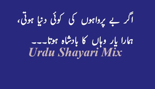 Agar be-parwahon | Bewafa shayari | Urdu shayari