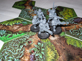Lost Patrol with Imperial Guard