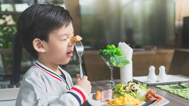 5 Tips Supaya Anaknya Mau Makan Dengan Lahap