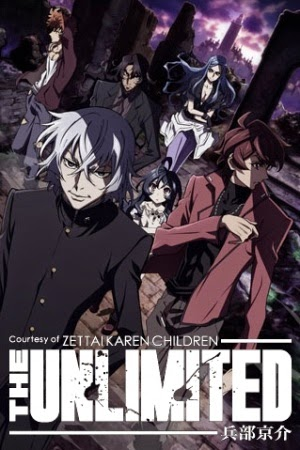 Zettai Karen Children: The Unlimited – Hyoubu Kyousuke 12/12 [Sub Esp][MEGA]