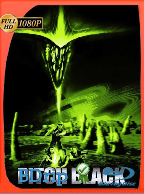 Riddick: Criaturas de la noche (2000) BDRip [1080p] Latino [GoogleDrive] SilvestreHD