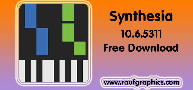Synthesia 10.6.5311 latest download here