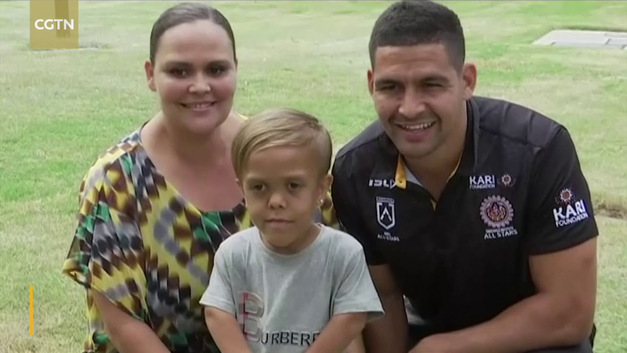 Avusturalya Zorba Çocuk Haberi (Video)
