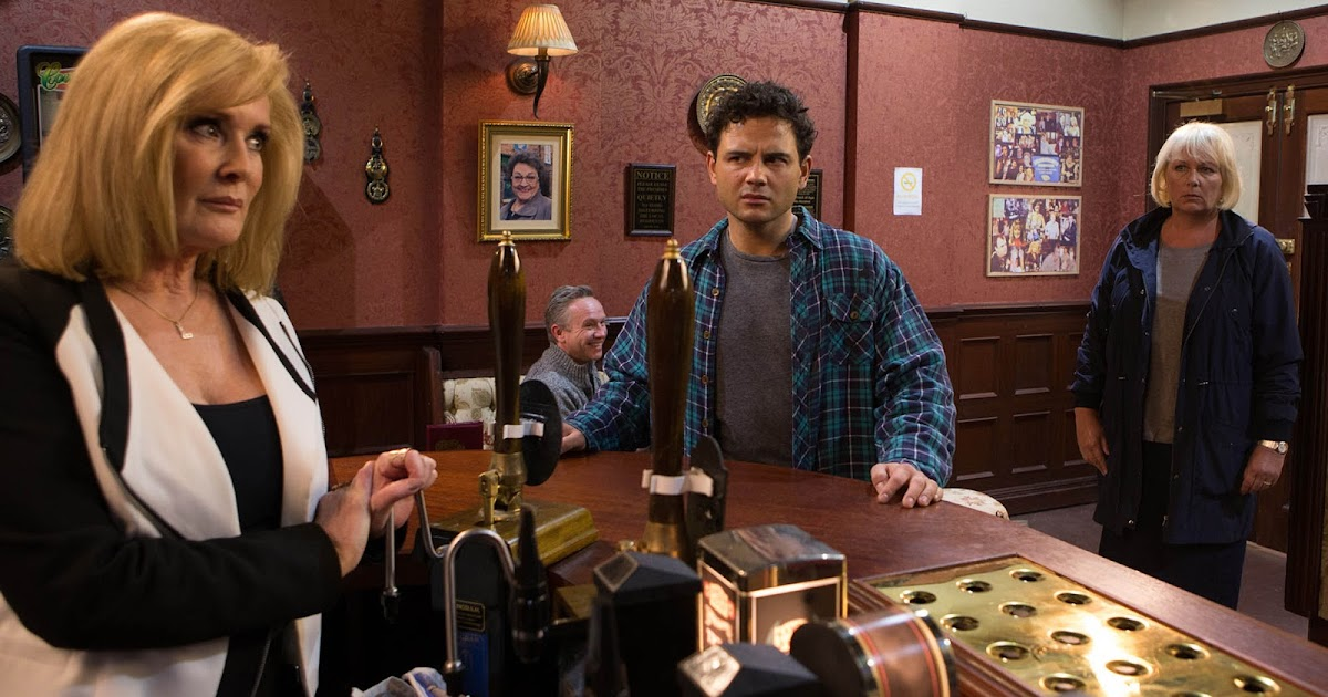 Who is tommy dating in coronation street