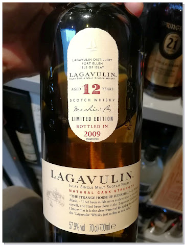 Lagavulin 12 ans (2009) Special Release