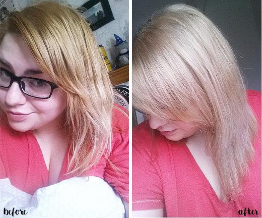 Laura Jade Blogs Review Schwarzkopf 910 Pearl Blonde Color Mask