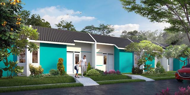Rumah Subsidi Citra Indah City Cluster Bukit TERATAI