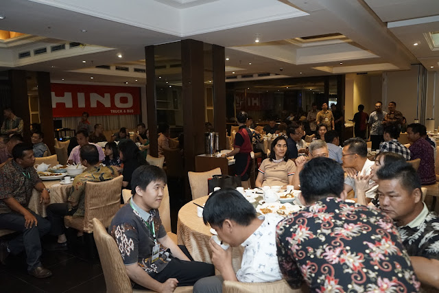 Hino Customer Gathering
