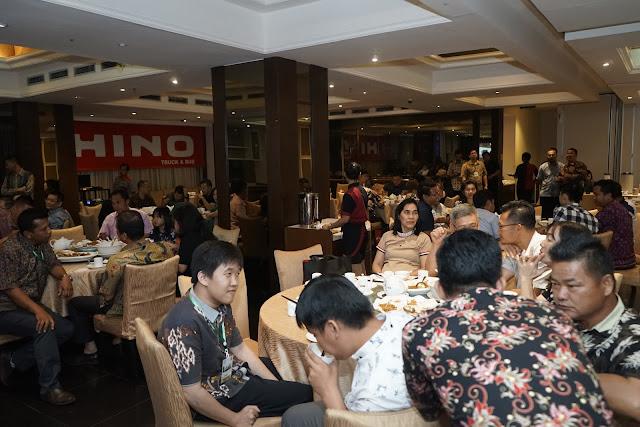 Hino Customer Gathering