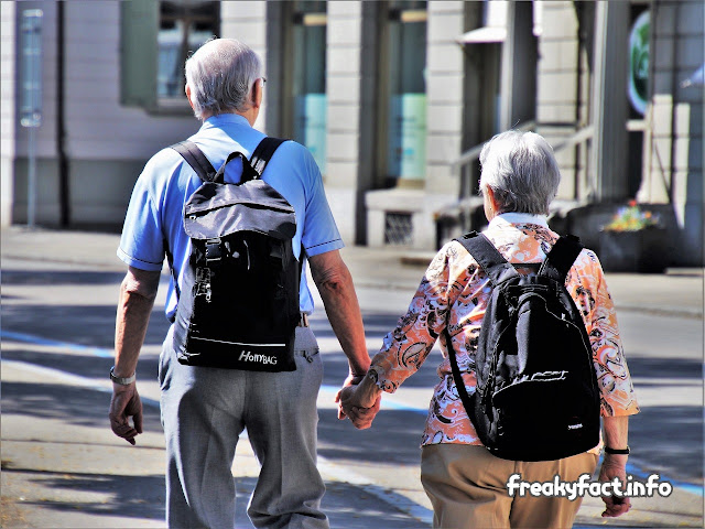 Traveling percentage criteria of an American person.