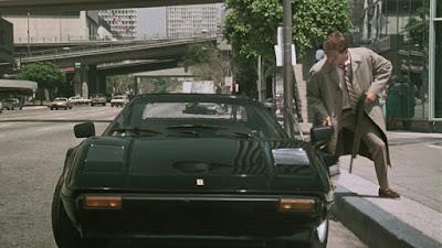 Robber with Ferrari