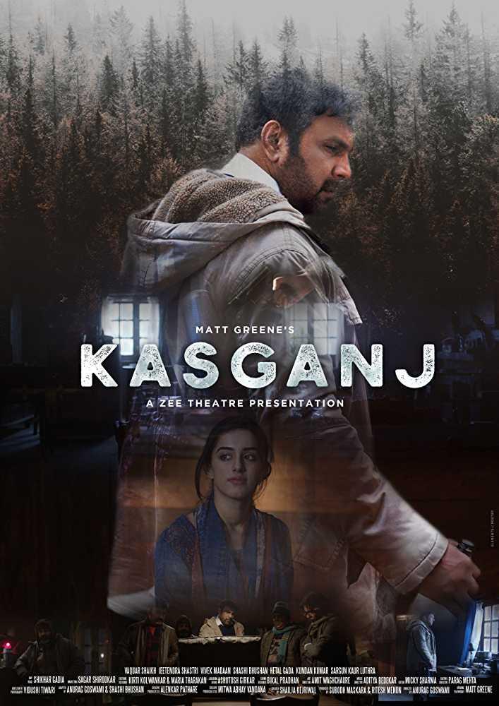 Kasganj (2019) 720p HDRip Hindi 500MB