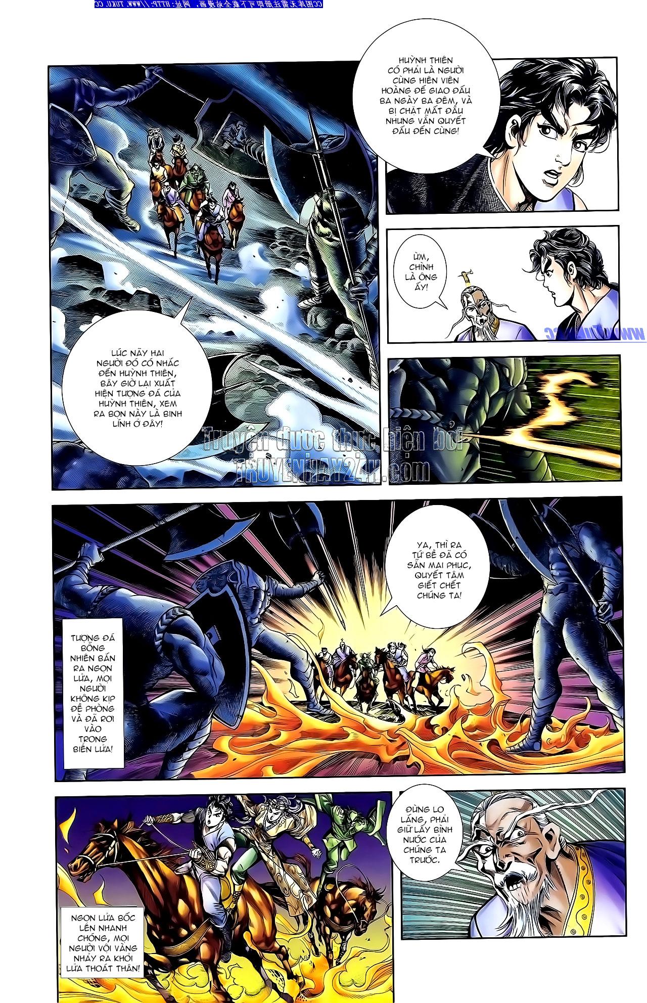Cơ Phát Khai Chu Bản chapter 141 trang 27