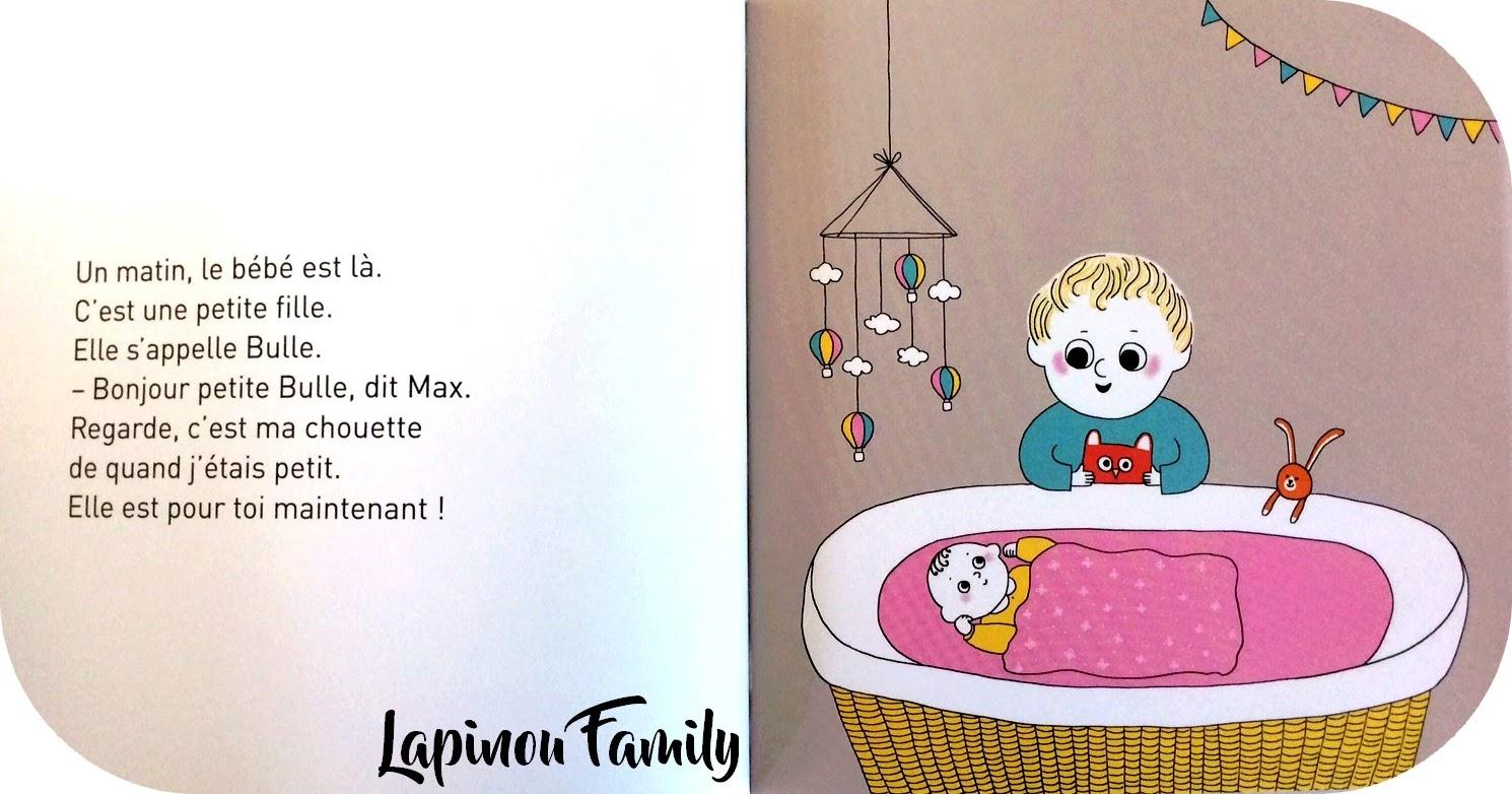 Des Livres Pour Préparer Son Enfant à Larrivée De Bébé 2