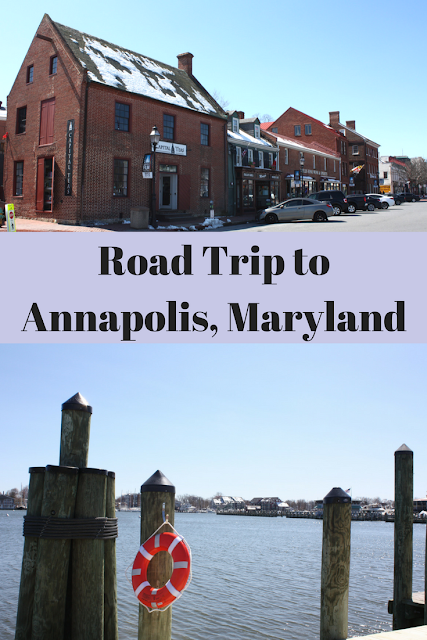 Road Trip from Chicago to Annapolis with stops