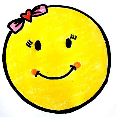 Love Smileys with Ribbon 5