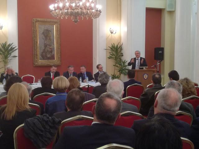 Γ. Μανιάτης: Χρειαζόμαστε την Ελλάδα του Προοδευτικού Πατριωτισμού, της Εξωστρέφειας, της εθνικής αυτοπεποίθησης