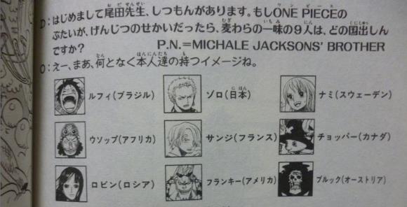 SBS One Piece Volume 56