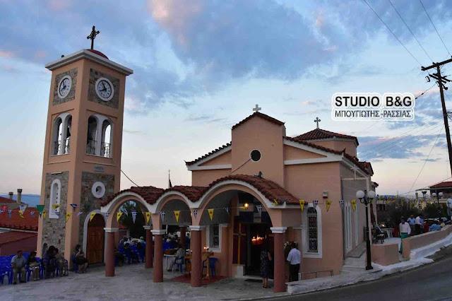 Επαναλειτουργεί ο Ενοριακός Ιερός Ναός του Τιμίου Προδρόμου στο Κιβέρι Αργολίδας
