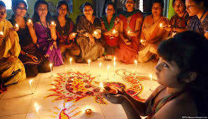 Diwali Celebration Images,