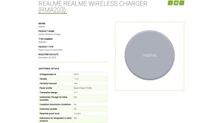Realme Wireless Charger
