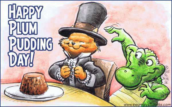 National Plum Pudding Day Wishes pics free download