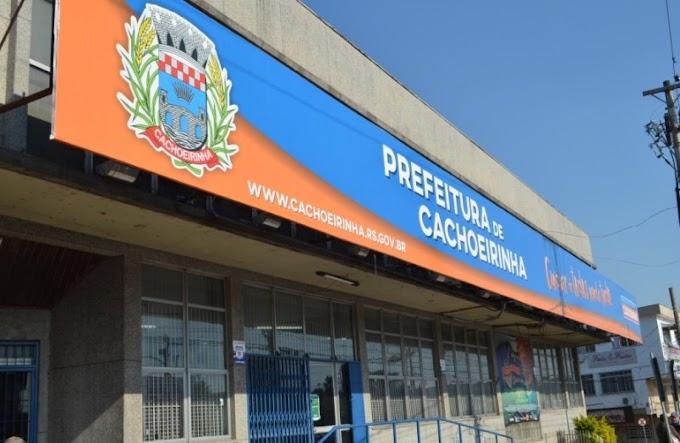 Após pedido do Ministério Público, TCE suspende concorrência pública da Prefeitura de Cachoeirinha