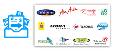 Fee Loket Pembayaran Online PPOB Server Niki Reload Pulsa Elektrik Termurah Jakarta Bandung Semarang Surabaya