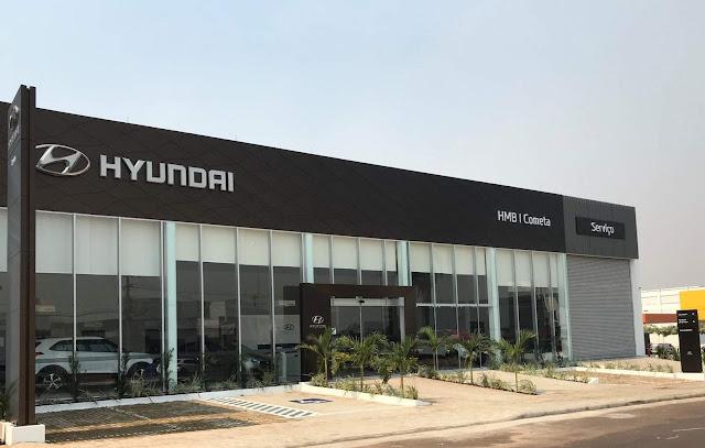 Hyundai lança nova concessionária em Tangará da Serra (MT)