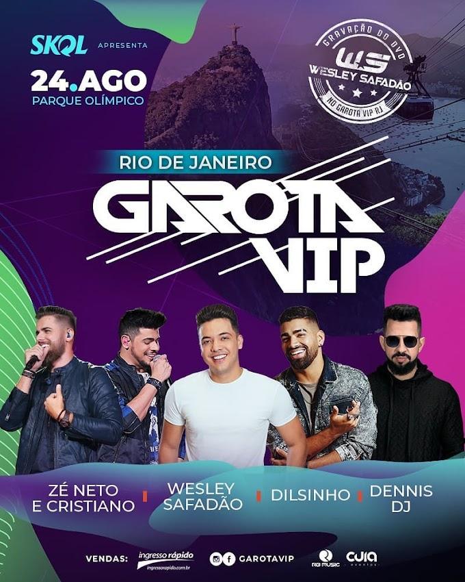 Garota Vip Rio de Janeiro - 24 de Agosto 2019