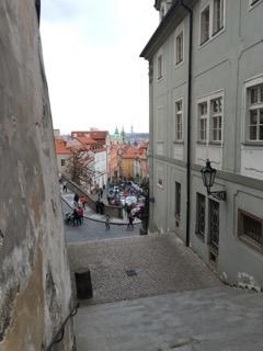 prague czech republic wanderlust travelblog europe prague castle street
