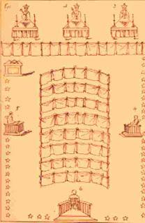A ritual and illustrations of freemasonry