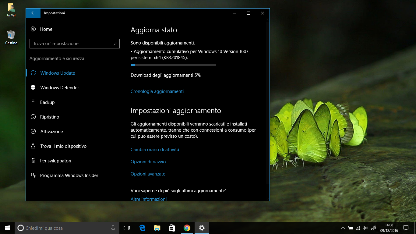 Windows 10 si aggiorna e arriva alla Build 14393.479 HTNovo 2