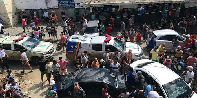 Vereador e mais sete suspeitos de executar PM no Pernambuco são mortos