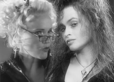 Helena Bonham Carter Inspired: Can anyone say femslash?