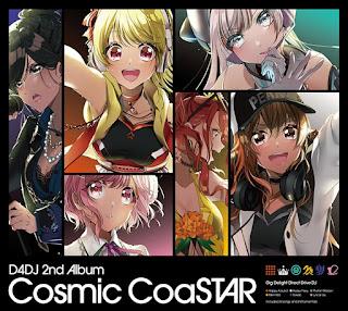 D4DJ - Cosmic CoaSTAR [Album] 2020.06.24 [Jaburanime]