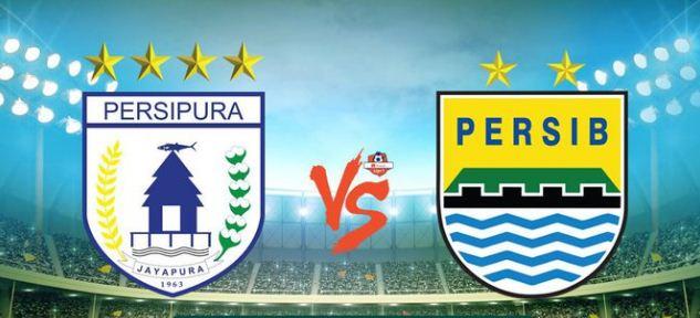 Link Live Streaming Persipura vs Persib  - Liga 1 Senin 23 September 2019