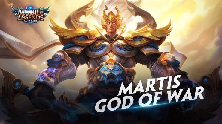 Guide Martis Mobile Legends 1
