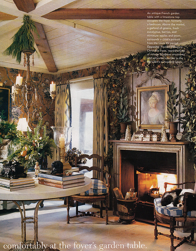 Hydrangea Hill Cottage A French Country Christmas