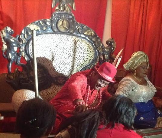 Prince Emeka Gilbert Ononuju king umunankwo