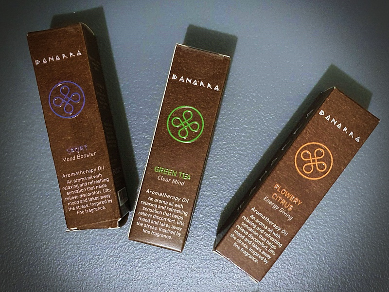 danarra aromatherapy essential oil