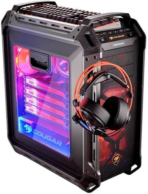 Cougar Panzer Max Ultimate Full Tower PC Gaming Case