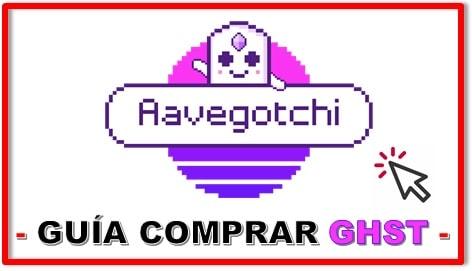 Cómo Comprar Criptomoneda AAVEGOTCHI (GHST) Tutorial Actualizado