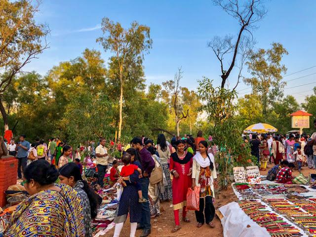 shanibarer haat saturday market shantiniketan
